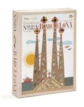 Puzzle Sagrada Familia Londji