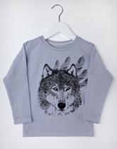 Top z wilkiem