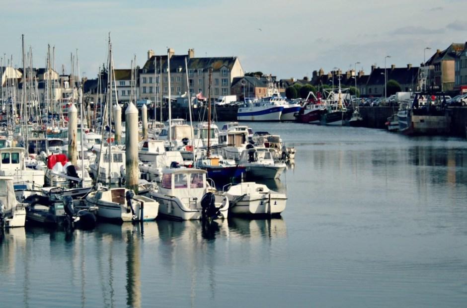 Porty w Normandii