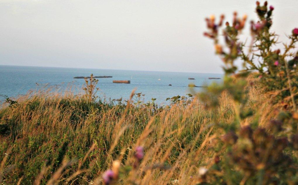 Wakacje w Normandii - popoludniowe sapcery
