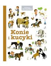 książka Konie i Kucyki