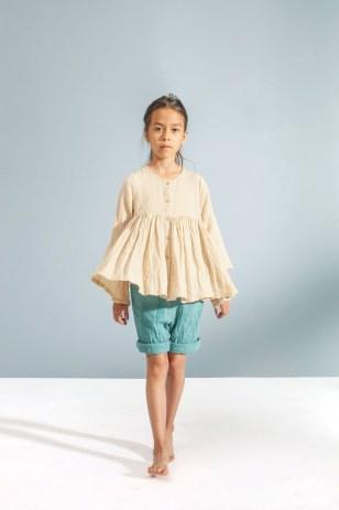 sand-yoke-blouse_emerald-shorts