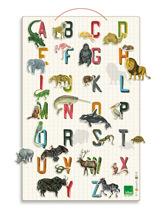 Tablica Magnetyczna Alfabet