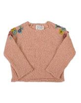 Sweterek morelowy