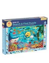 Mudpuppy Puzzle szukaj i znajdź