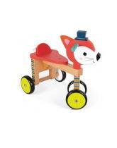 Lisek - rowerek czterkołowy