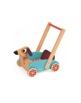 Szalony Piesek  wózek na zabawki