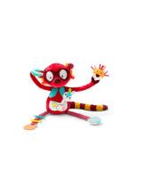 Przytulanka aktywizująca wielofunkcyjna Lemur