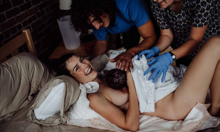 #tip na sobotę: jak przygotować się do porodu domowego?