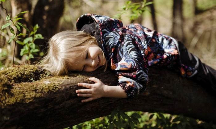 Z dzieckiem do lasu