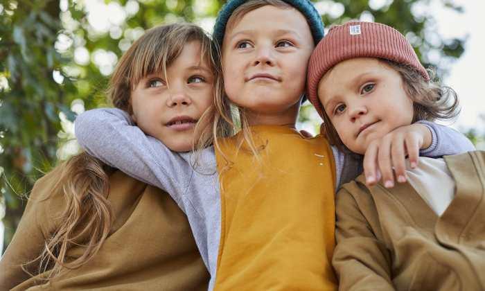 Jesienna garderoba dla dzieci