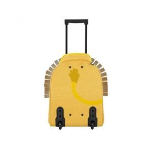 Mr.Lion podróżna walizka na kółkach