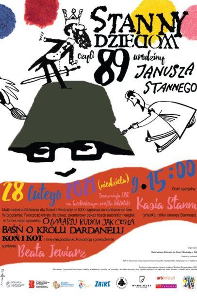 Spotkanie z córką Janusza Stannego