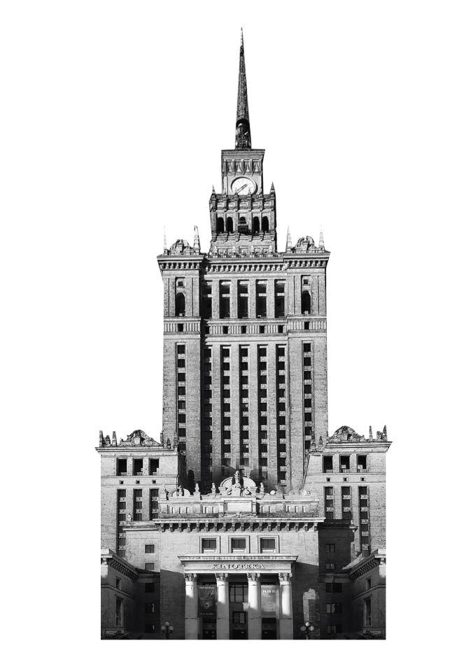 Korona z Pałacu Kultury. Po obywatelsku!