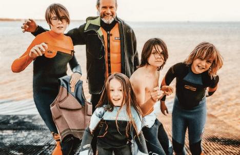 wakacje z nie tylko swoimi dziećmi