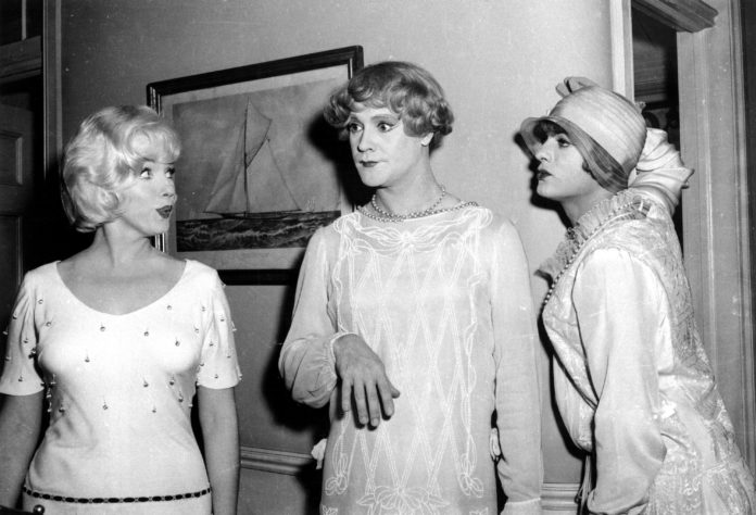 """Some Like It Hot"" - Ashton Productions United Artists Released March 29, 1959"