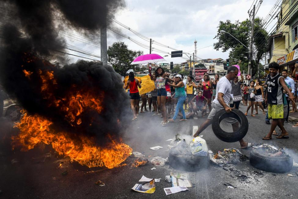 Violencia no Brasil