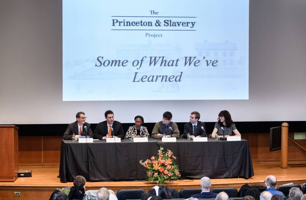 Princeton and Slavery Project 2