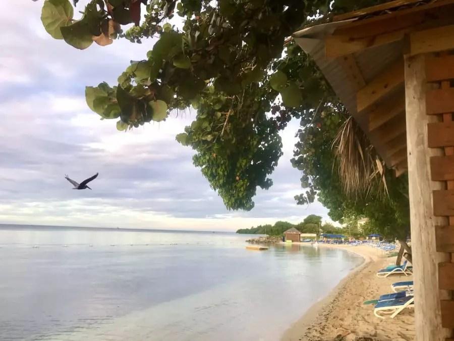 Área da praia reservada só aos nudistas, e não ouse entrar de roupa nessa ala - Andrea Miramontes / Lado B Viagem