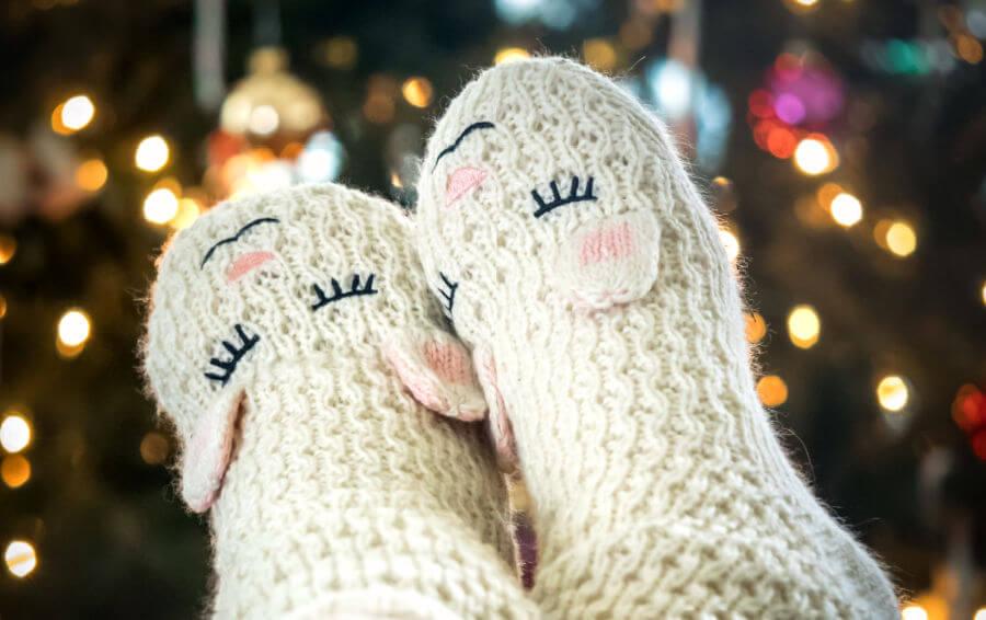 Fijne sokken in je adventskalender