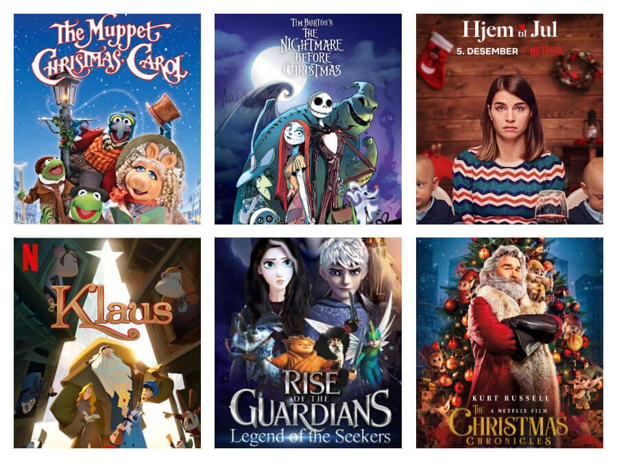 Kerstfilms om deze kerstvakantie te kijken