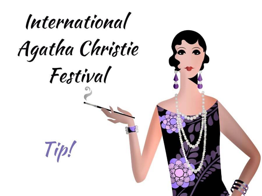 Agatha Christie festival: good reasons to visit Torquay