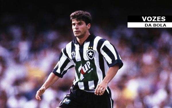 Vozes da Bola: Ídolo do Botafogo, Túlio Maravilha fala da carreira e do amor ao Glorioso em entrevista - Lado de Cá