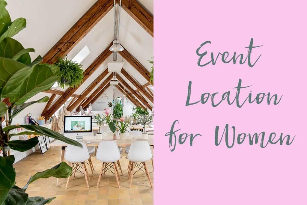 La Donna Cannone Event Location