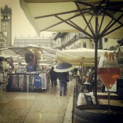 Anyone for a spritz in Verona?