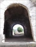 Portale di epoca Rinascimentale. Castello di Savuto. Savuto, frazione di Cleto (Cosenza)