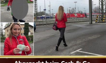 Cash and go Abzocke und Erniedrigung