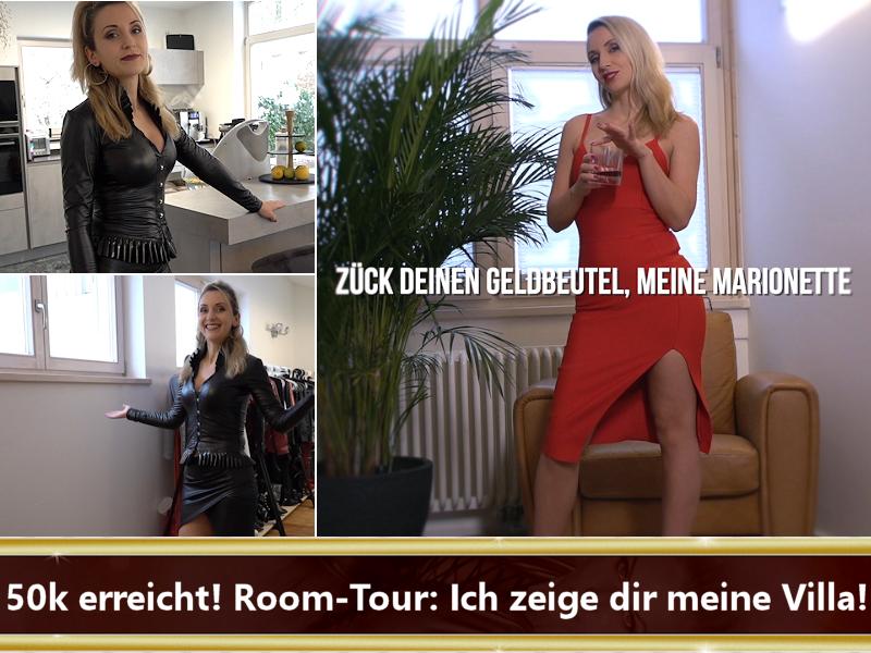 Villa Roomtour