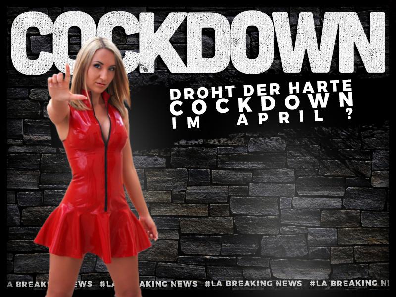 Cockdown – Keuschhaltung im April?