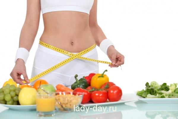 сбросить лишний вес после болезни