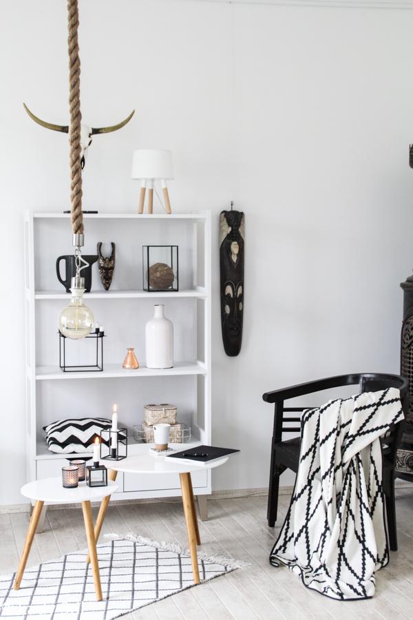 Scandi Boho So Gelingt Der Mix Von Scandinavian Design Und