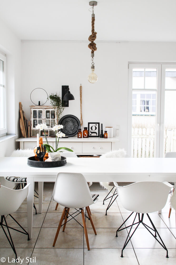 Der NEUE - Tischdekoration im Alltag - DIY Platzdeckchen - lady