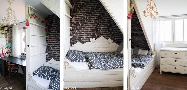 Urlaub Holland Haus Schlafzimmer