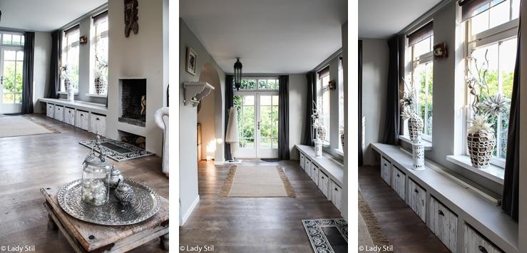 Urlaub Holland Haus Wohnzimmer