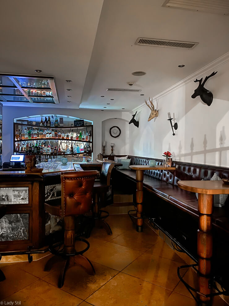 Familienhotel Oberforsthof Österreich St. Johann im Pongau Bar