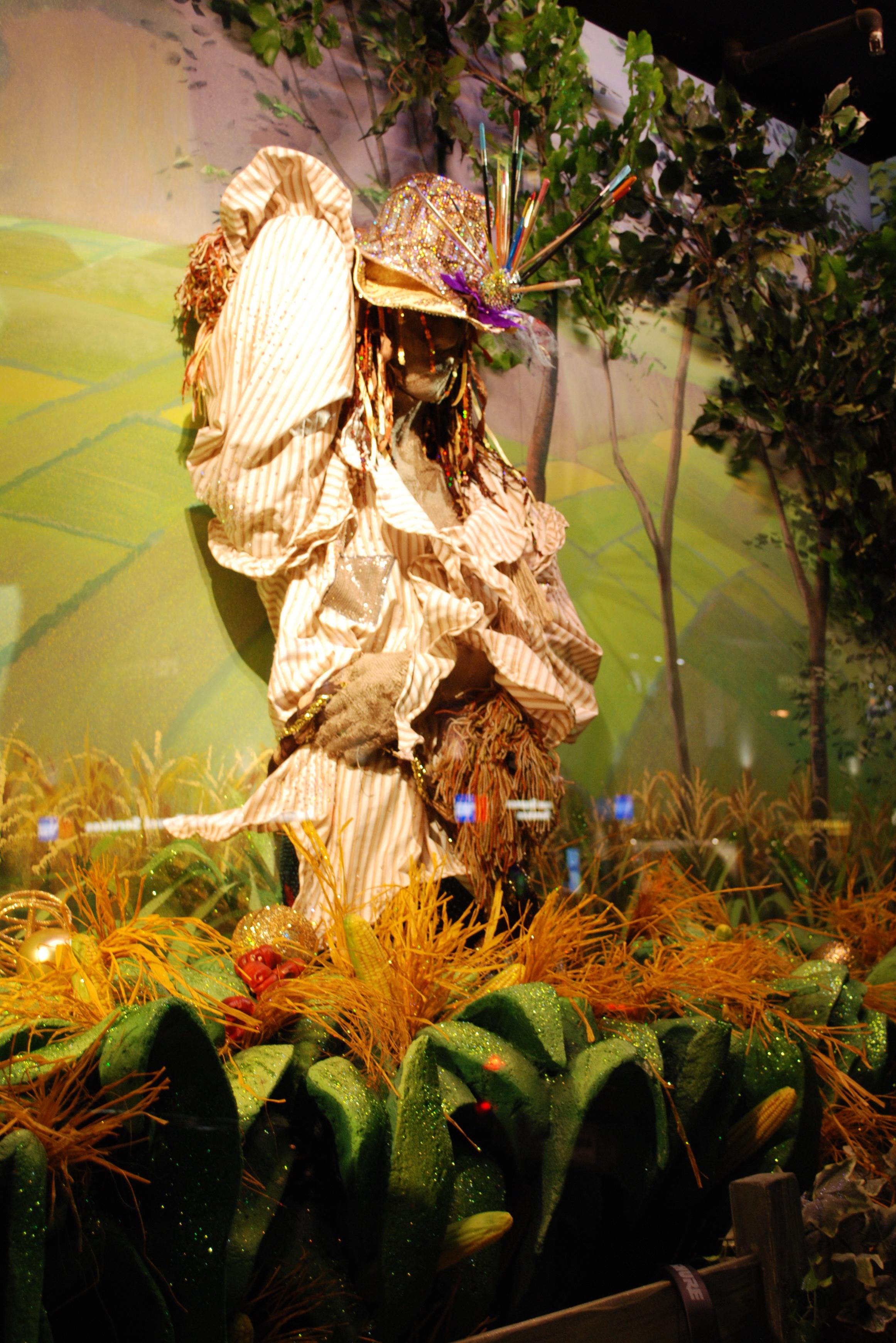 Harrods Scarecrow