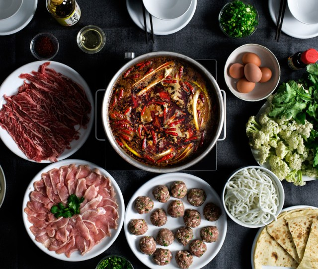 How To Make Sichuan Ma La Hot Pot On Thanksgiving