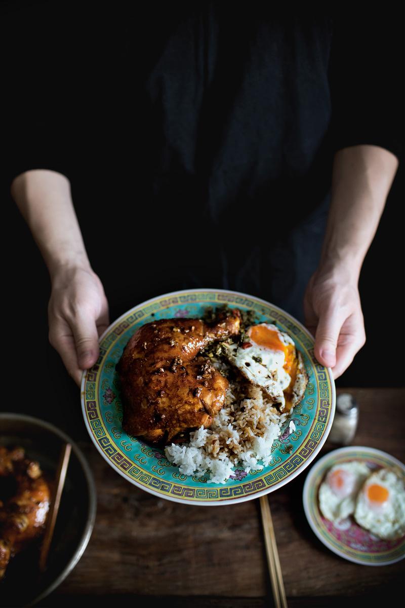 braised-chicken-leg-rice16