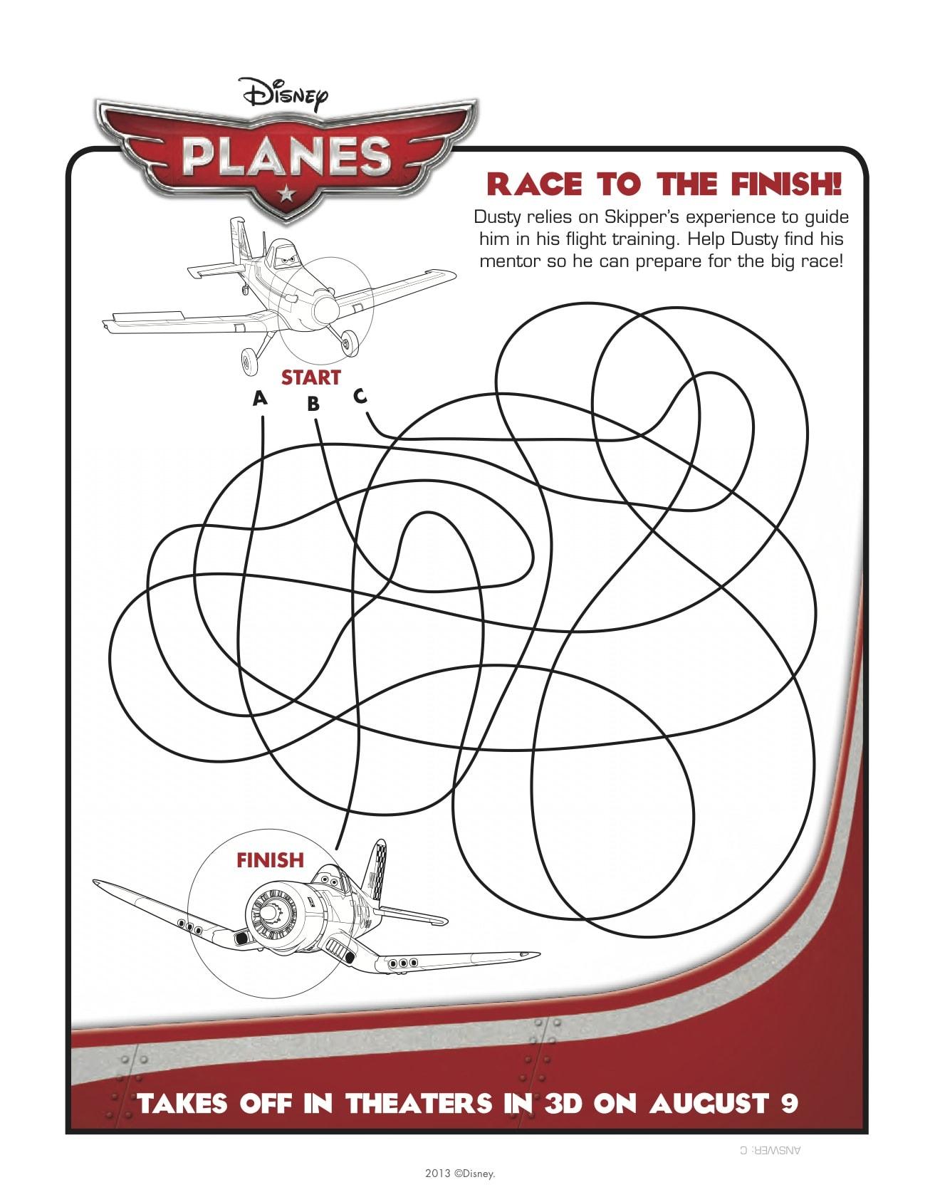New Disney Planes Free Printables Disneyplanes