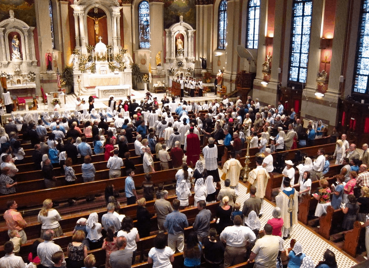 An Open Letter To People Who Attend Catholic Mass