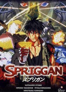 Spriggan (1998)(BDRip-Jap. Sub. Español)(Varios)