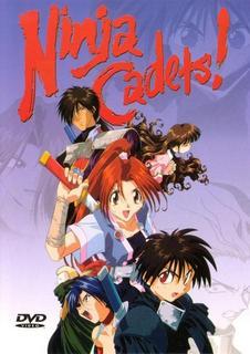 Ninja Cadets OVA 2/2 (DVDRip Japones Sub. Español)(Varios) 43