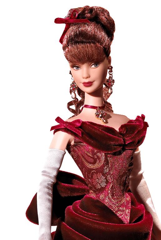 Barbie Et La Mode LEpoque Victorienne Lady
