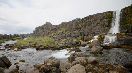 Thingvellir - Oxararfoss