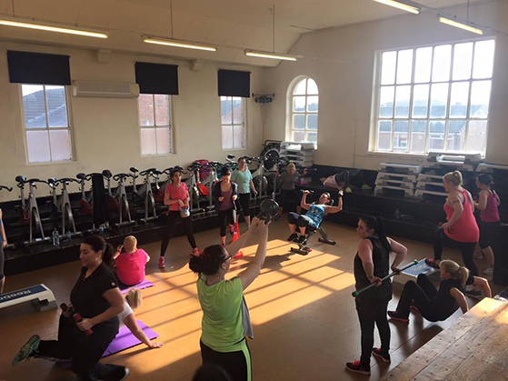 circuit training Wigan