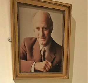 Portrait of Douglas Keen